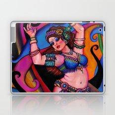 Sapphire Dancer  Laptop & iPad Skin