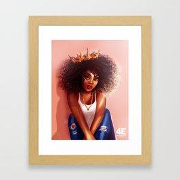 Royal Framed Art Print