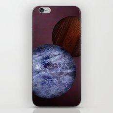 Dark Amsterdam Balls iPhone & iPod Skin