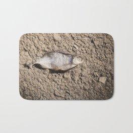 Dead Dried Fish Bath Mat