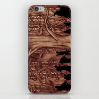 lotr iPhone & iPod Skins featuring On the way (The Fellowship of the Ring, LOTR) Version 2 by Blanca MonQnill Sole