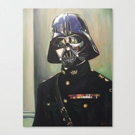 Colonel Vader Canvas Print