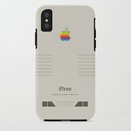 iPhone Macintosh retro design iPhone Case