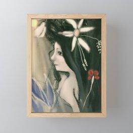 Demeter's Daughter Framed Mini Art Print