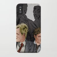 true detective iPhone & iPod Cases featuring True Detective by The Art Warriors