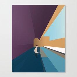 Victor Legorreta S01 Canvas Print