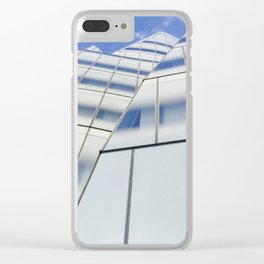IAC Building Clear iPhone Case