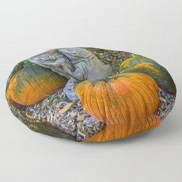 Dancing in the Pumpkin Patch Floor Pillow