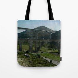 Porto  Scene Tote Bag