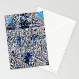 Rocky Outcropping - Negative Stationery Cards