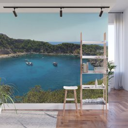 Rhodes Greece Anthony Quinn Bay Wall Mural