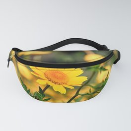 Yellow Dreams III - Colorful Fanny Pack