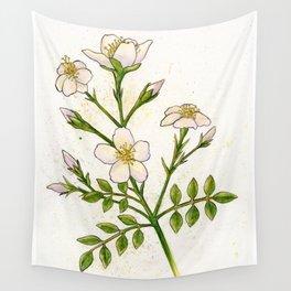 Jasmine Wall Tapestry