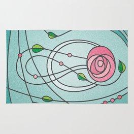 Mackintosh Rose Rug