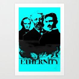 Ethernity Art Print