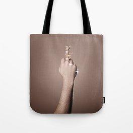 Brevit... -sigstop Tote Bag