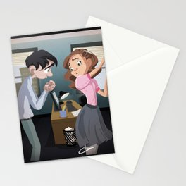 Chicks Dig Scars Stationery Cards