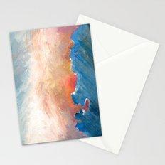 Sunset Impressionist  Stationery Cards