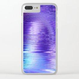 Glytch 10 Clear iPhone Case