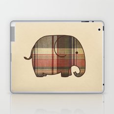 Plaid Elephant  Laptop & iPad Skin