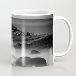 Another Dimension geological formations Bowling Ball Beach Coffee Mug