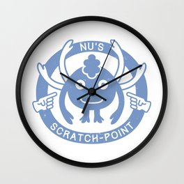 Nu's Scratch-Point (Chrono Trigger) Wall Clock