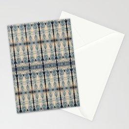 Vintage Shibori Eight Stationery Cards