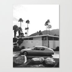 Palm Springs 2 Canvas Print