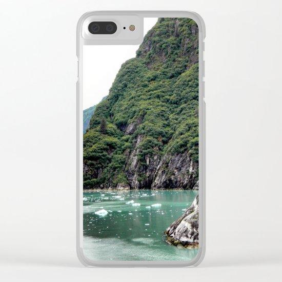 Views through a Fjord Clear iPhone Case