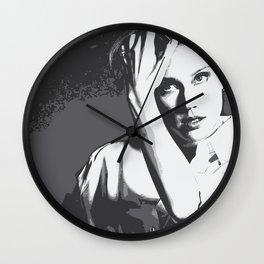 Kate Mckinnon Wall Clock