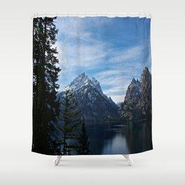 Jenny Lake/Tetons Shower Curtain