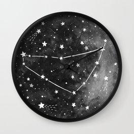 Capricorn Constellation Wall Clock