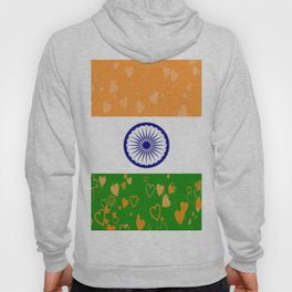 Love India-458 Hoody