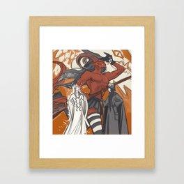 Halloween Silmarillion Framed Art Print