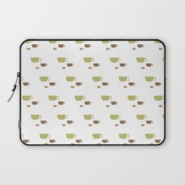 CUP PATTERN Laptop Sleeve