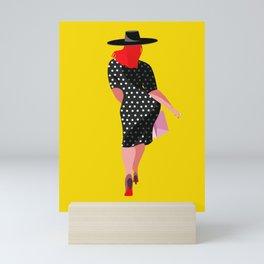 Walk on the Wild Side Mini Art Print