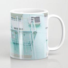Blue in NYC Coffee Mug