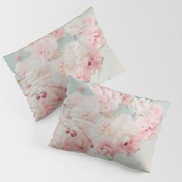 Gypsophila pink blush ll Pillow Sham