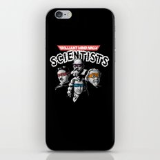 Brilliant Mind Ninja Scientists iPhone & iPod Skin