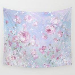 Meadow in Bloom Wall Tapestry