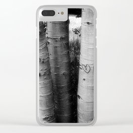 Heart-E Clear iPhone Case