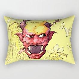 Oni + Jellyfish Rectangular Pillow