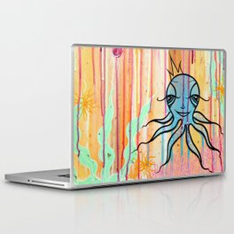 King Octopi Laptop & iPad Skin