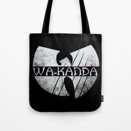 Enter the Wu-Kanda Tote Bag
