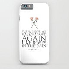 Roses In The Rain iPhone 6s Slim Case