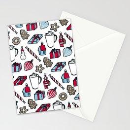 Xmas Stuff – White Stationery Cards