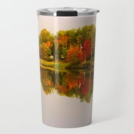 In Awe Of Autumn Travel Mug