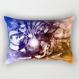 """Tuskegee & Beyond: Remixed"" Rectangular Pillow"