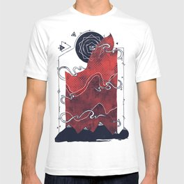 Northern Nightsky T-shirt