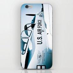 US Air Force Airplane iPhone & iPod Skin